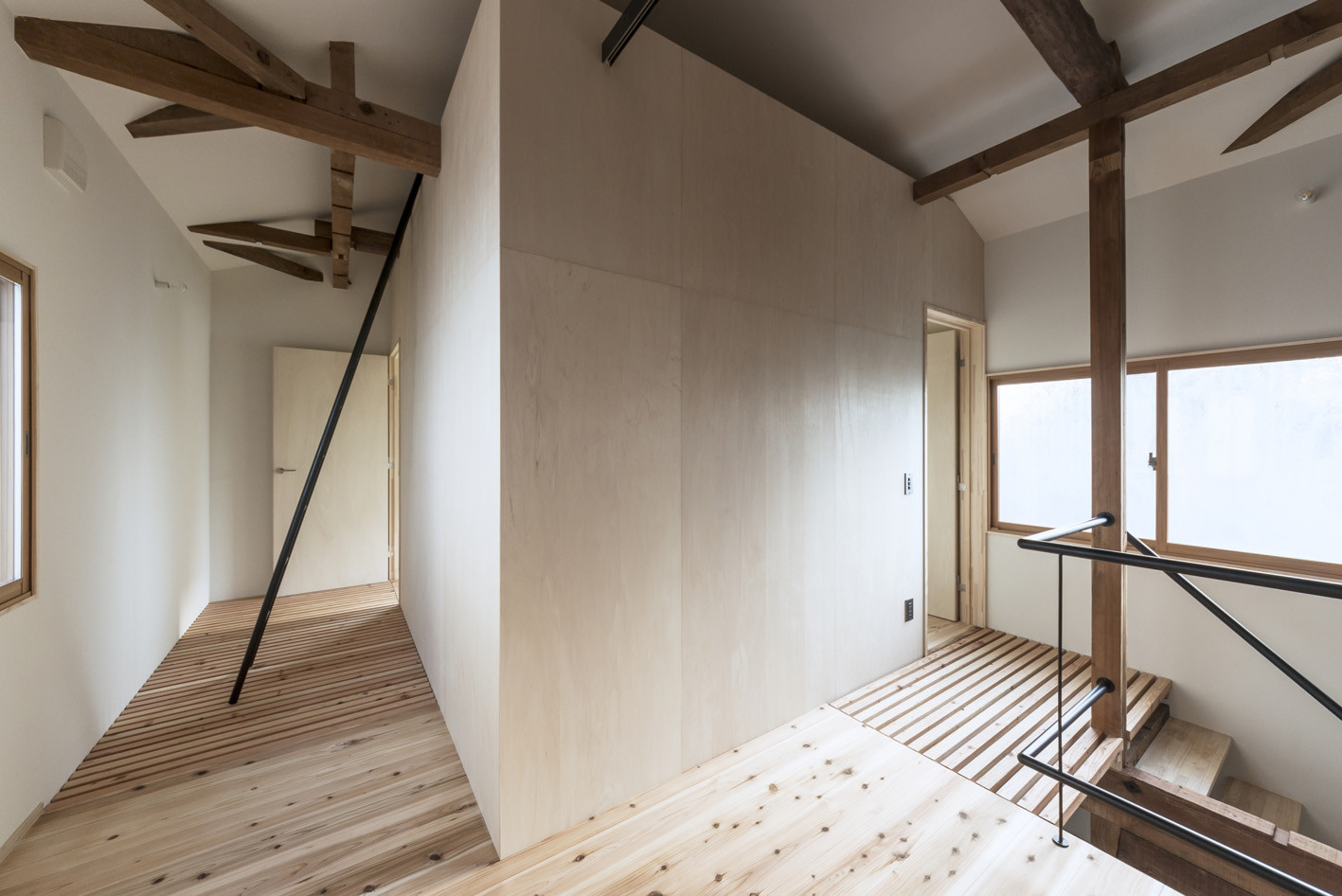 House Renovation in Osaka / Coil Kazuteru Matumura Architects, © Yoshiro Masuda