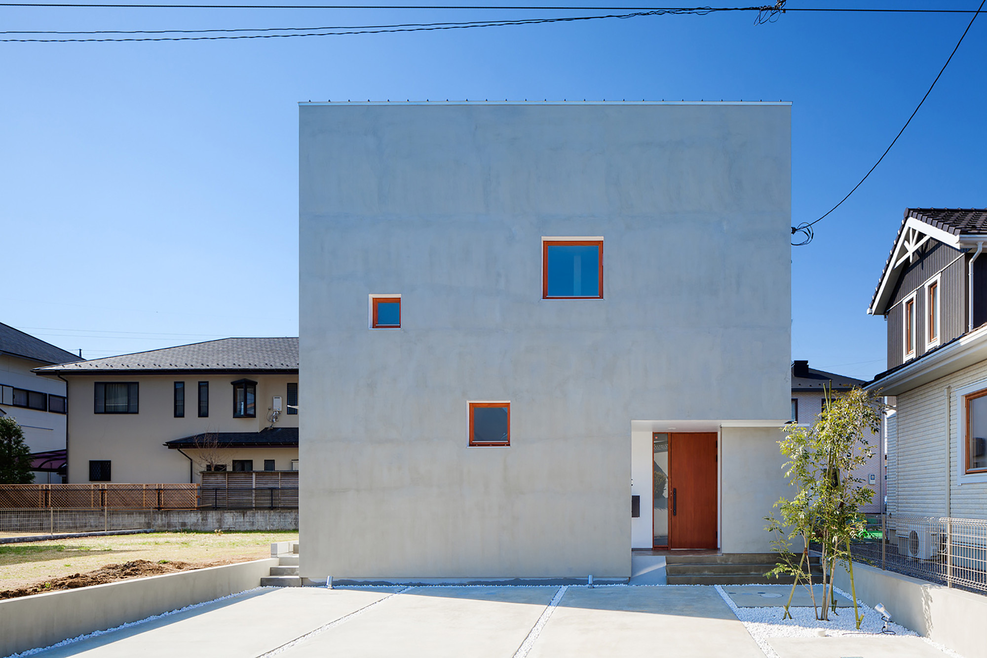 The House of Kubogaoka  / Kichi Architectural Design, © Ippei Shinzawa