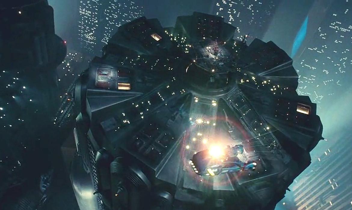 Cine Y Arquitectura Blade Runner Plataforma Arquitectura