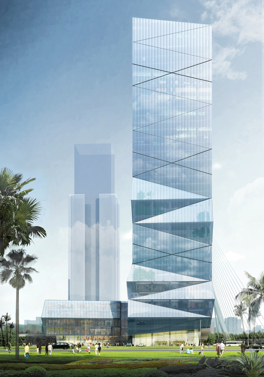 Gallery of HENN Wins Competition to Design Wenzhou High