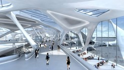 Mexico City Shortlists Seven Architects for Major Airport Expansion