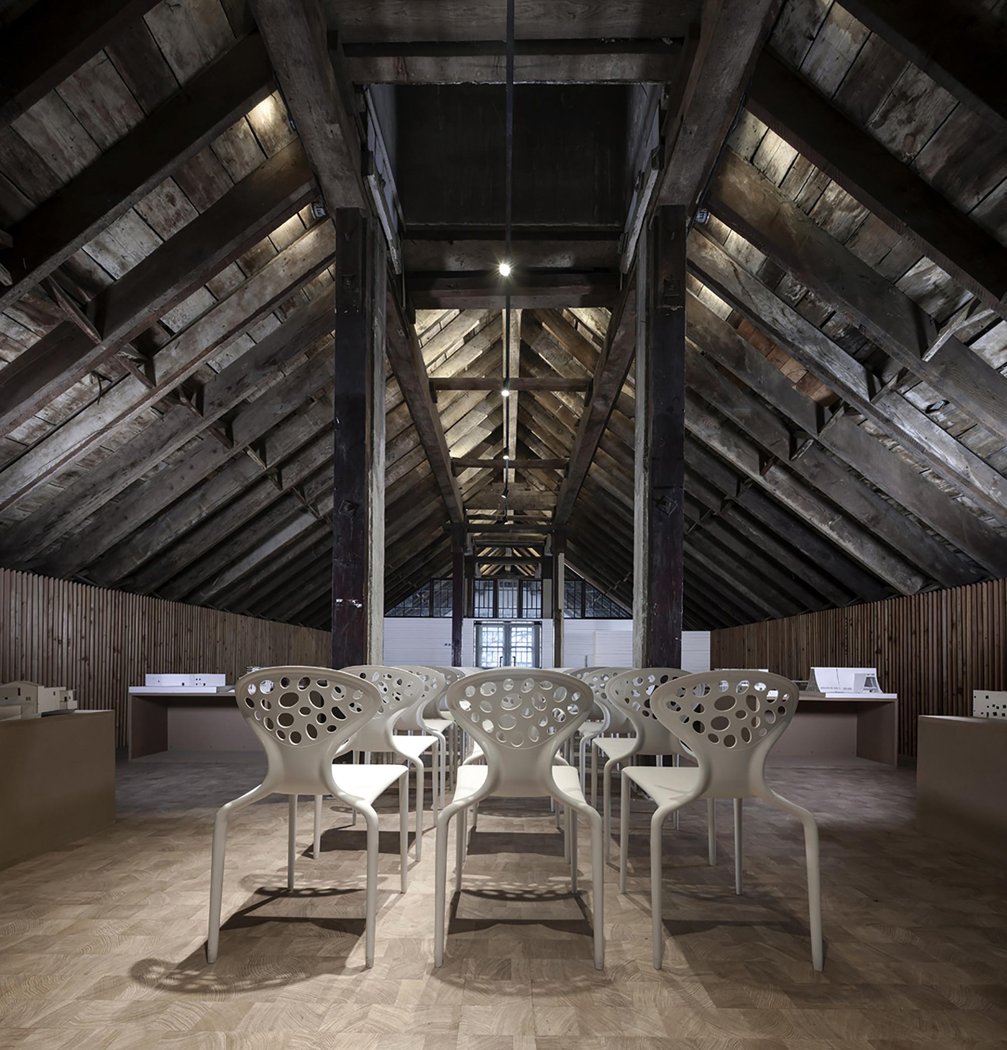 Architecture Studio in Wujigeng Building / ISO workshop, © Yao Li