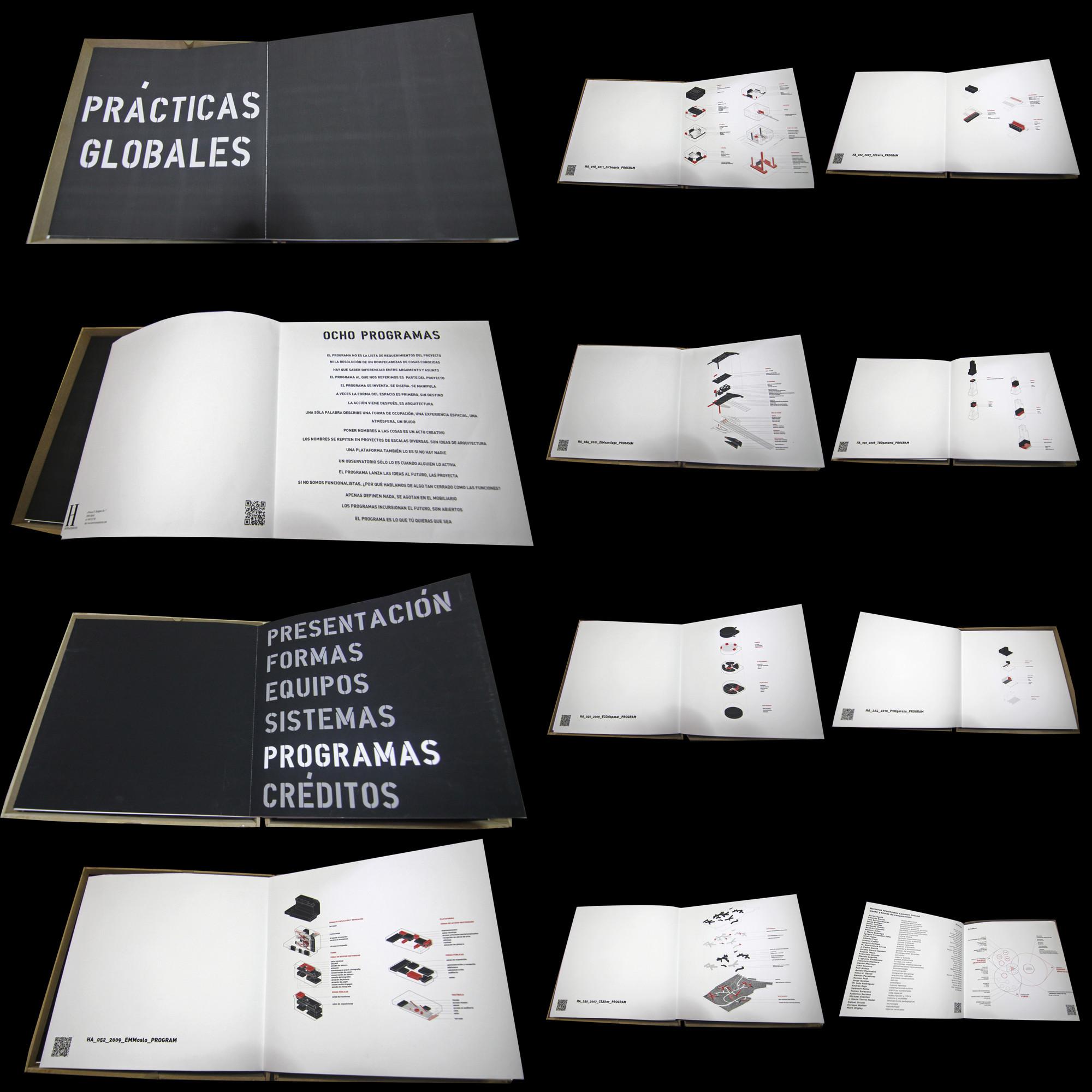 Above mm parte cuatro exposici n de piezas cajas - Caja arquitectos madrid ...