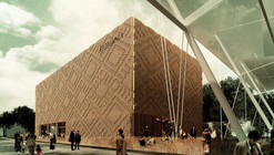 Competition Entry: Romanian Pavilion (Milan Expo 2015) / Collective East Architects