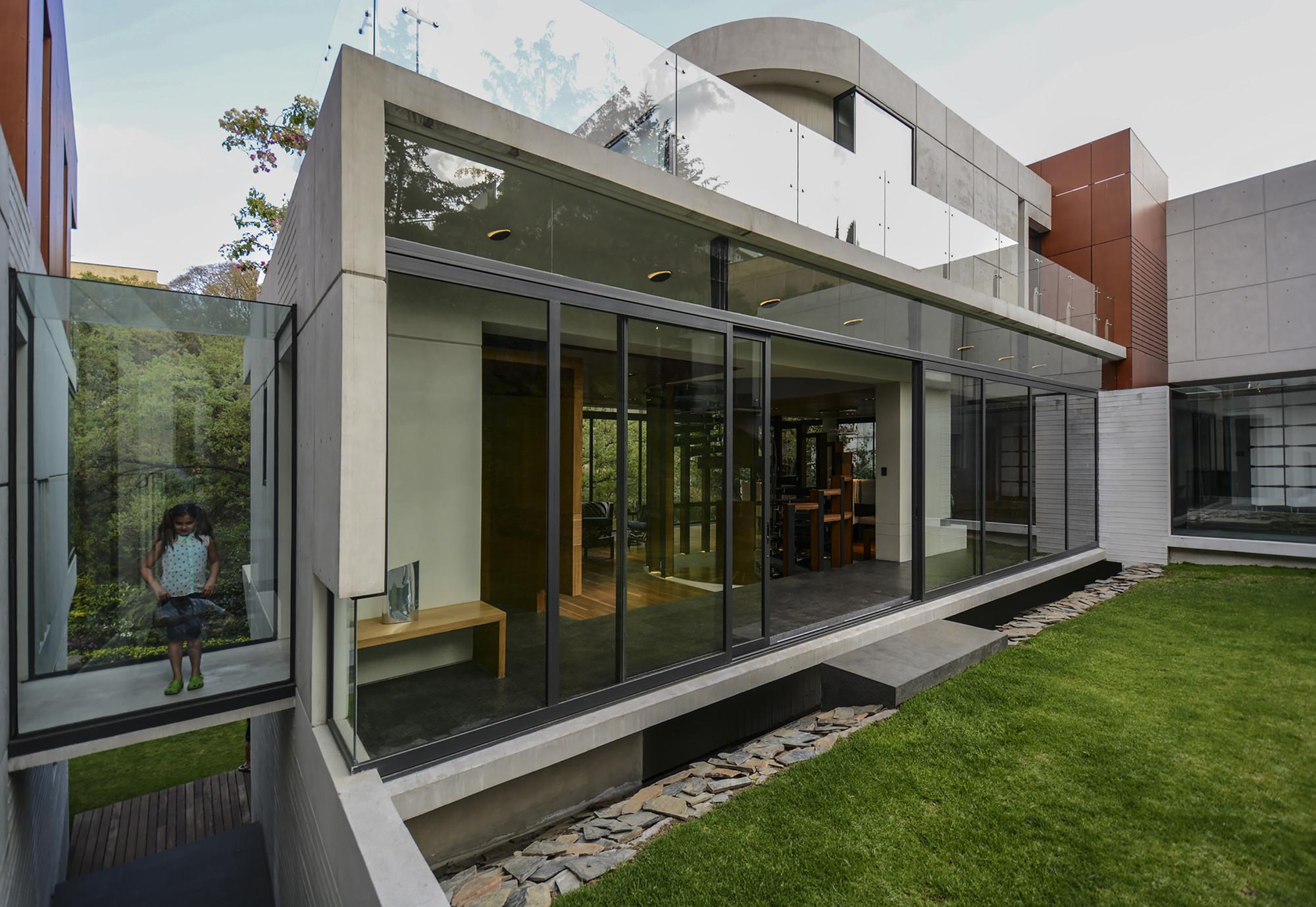 Casa Bosque / Materia Arquitectónica