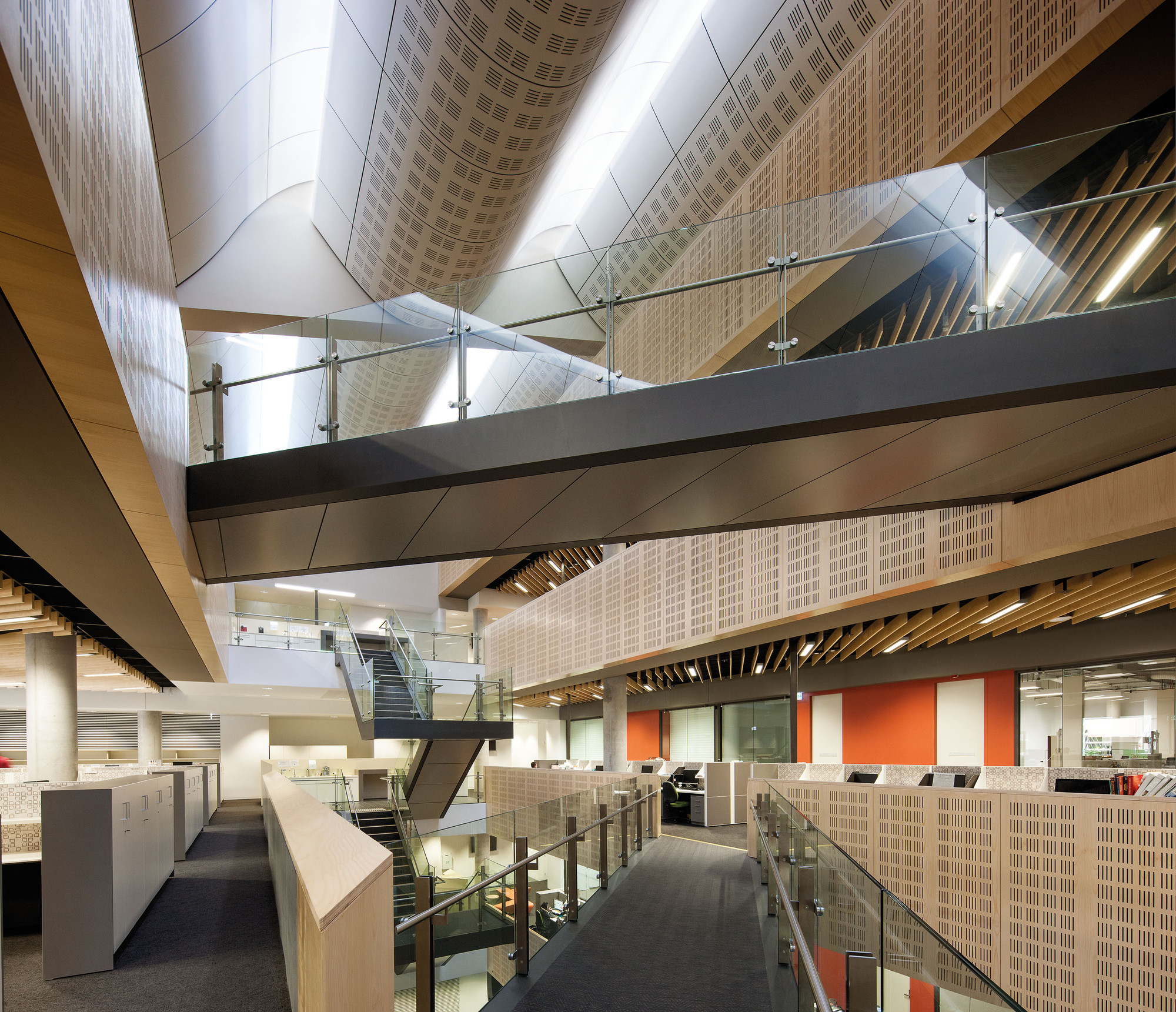 High Tech Modern Architecture Buildings: Gallery Of Tyree Energy Technologies Building / FJMT