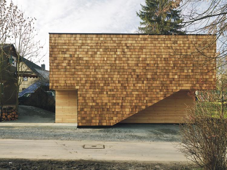 Extensão do Clube da Juventude  / Bernd Zimmermann Architekten, © Prof. Valentin Wormbs, Stuttgart