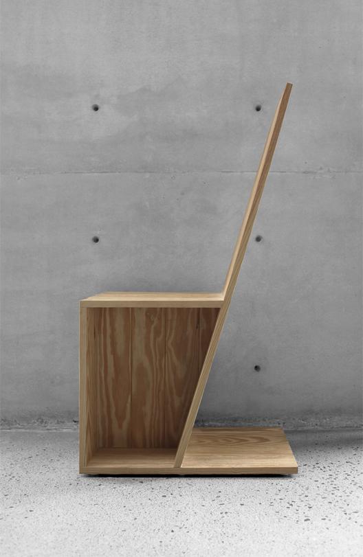 Cadeira Angular / S-AR , © Ana Cecilia Garza Villarreal