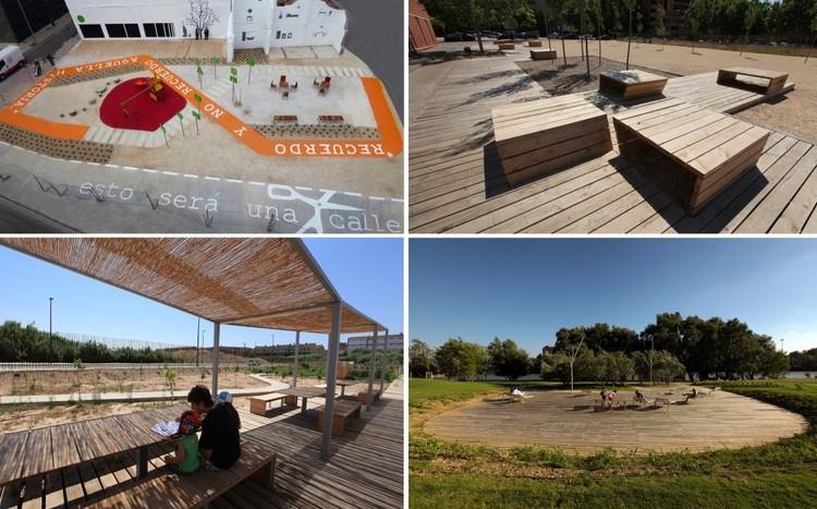 """""""Isso não é um terreno baldio"""": Reconvertendo lugares vazios do espaço público [Parte I], Cortesia de Esto no es un Solar"""