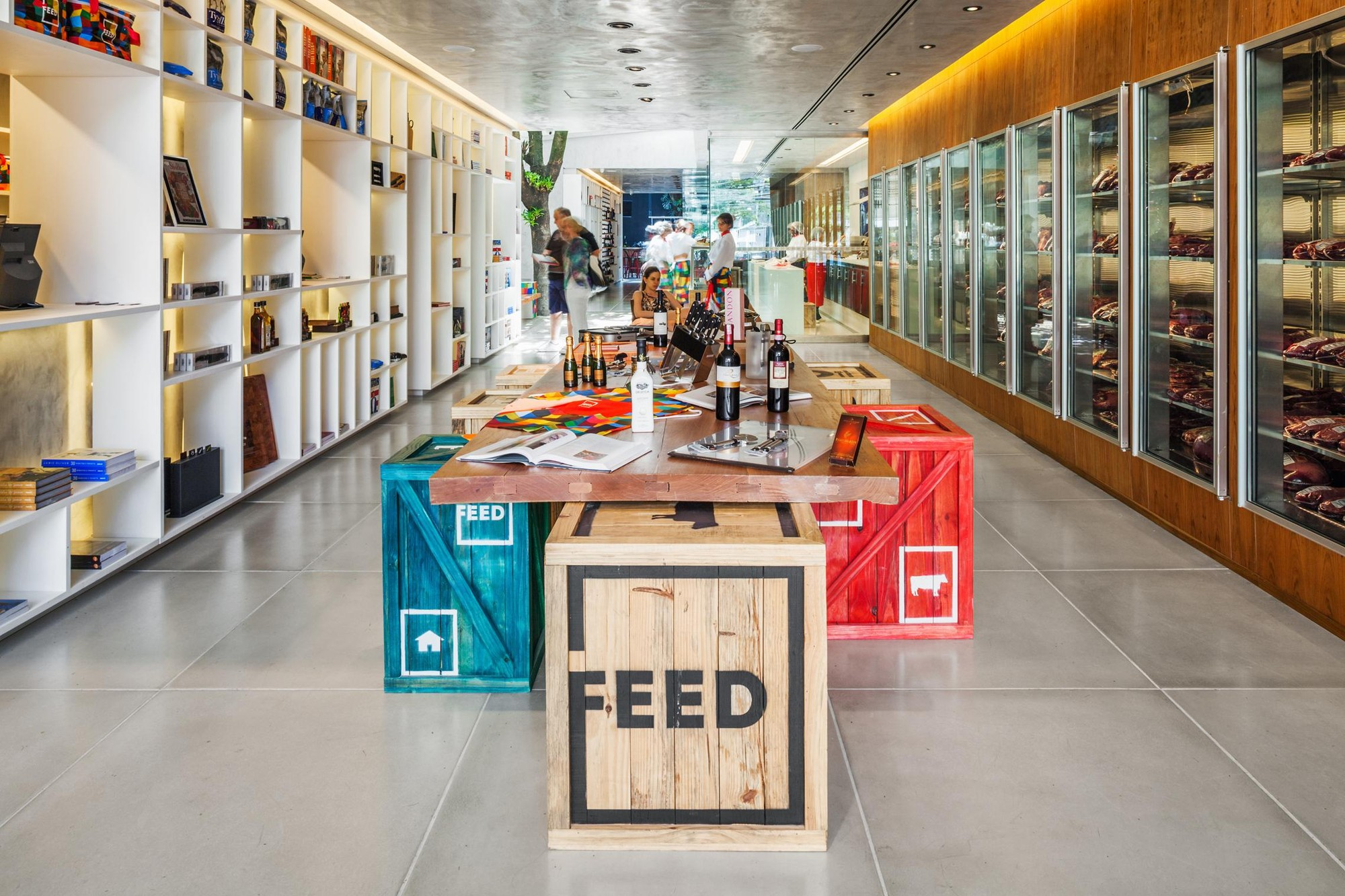 Feed Meat Market / FGMF Arquitetos + Projeto de Perto, © Rafaela Netto