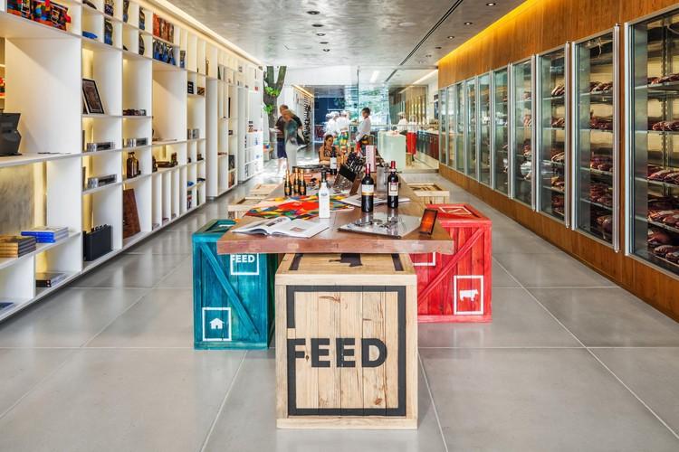 Loja Feed / FGMF Arquitetos + Projeto de Perto, © Rafaela Netto