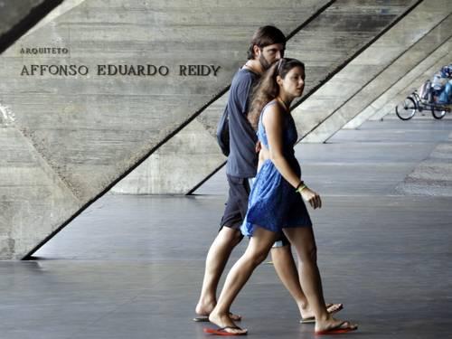 Decreto no Rio de Janeiro obriga novos edifícios a exibir o nome dos autores do projeto, © Gustavo Miranda