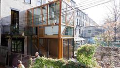 Pavilhão Fort Greene / O'Neill McVoy Architects
