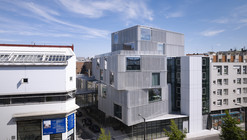 Strasbourg School of Architecture / Marc Mimram
