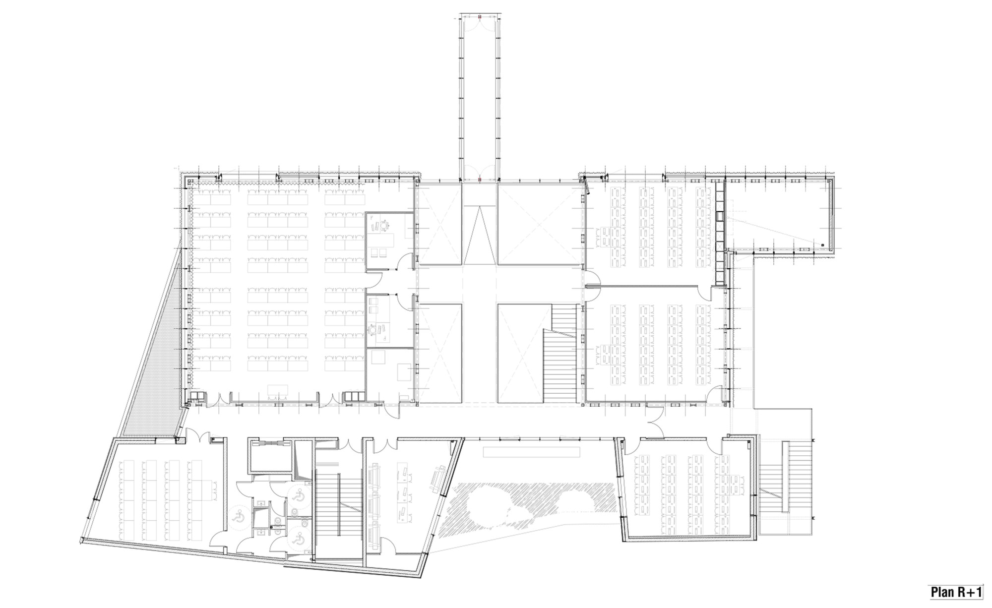 gallery d with 534c926dc07a80056100013f Strasbourg School Of Architecture Marc Mimram First Floor Plan on Antelope Coloring 03 likewise 534f593ac07a805d8a000073 Cube House Nomena Plans further 501388a928ba0d1507000725 Guangzhou Opera House Zaha Hadid Architects Section likewise 523 likewise 5012500c28ba0d0a48000376 Vivanta Hotel Wow Architects Warner Wong Design Plan.