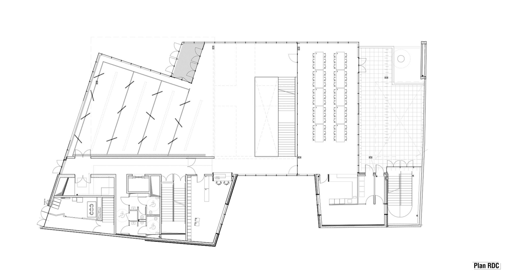 Gallery Of Strasbourg School Of Architecture Marc Mimram 9