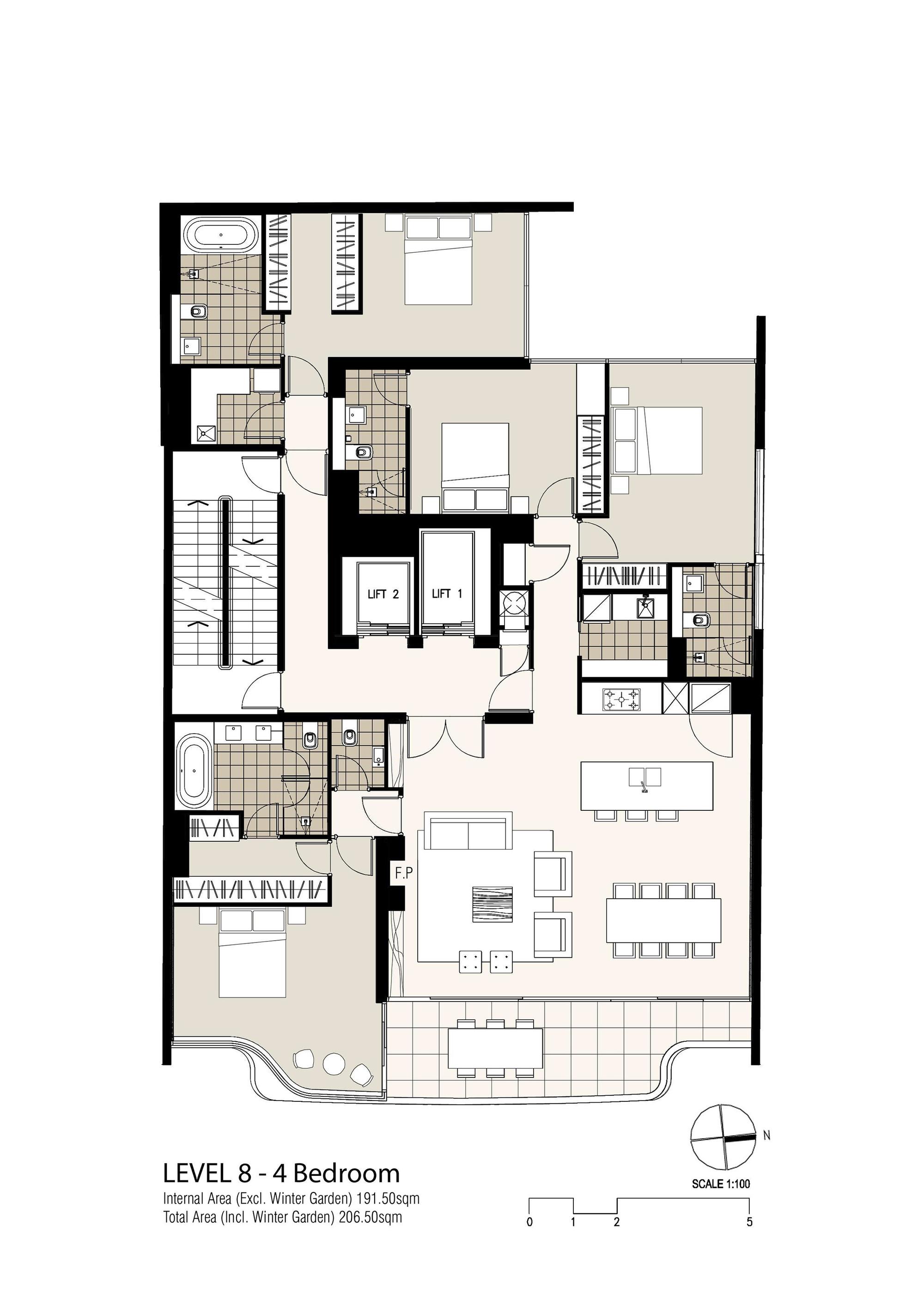 gallery of eliza apartments tony owen partners 11
