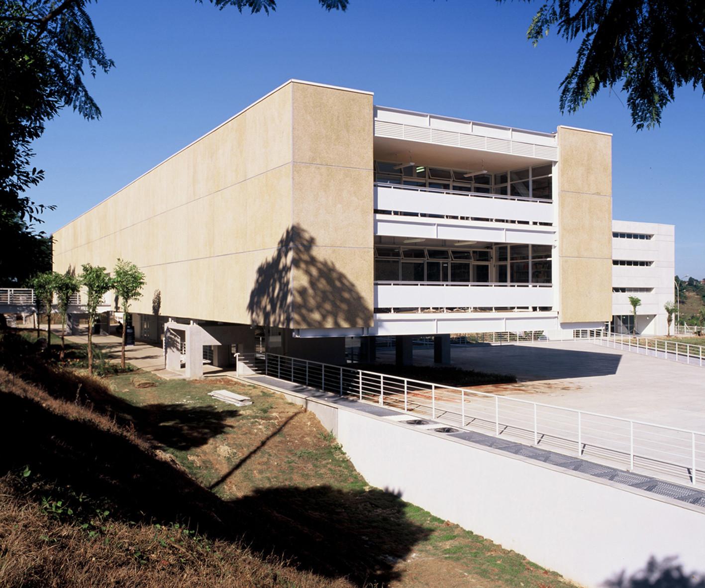 Central Library of the PUC Campinas / Piratininga Arquitetos Associados, © Bebete Viegas
