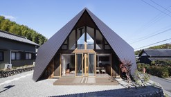 Vivienda Origami / TSC Architects