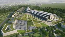 Sasanbell to Design £200m Exhibition Center in Aberdeen