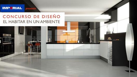 """Concurso de Diseño Imperial 2014 """"El Habitar en un Ambiente"""""""