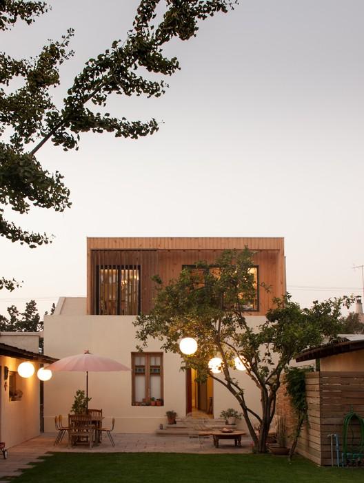 Casa Echeñique / Fones Arquitectos, © Antonio Aros