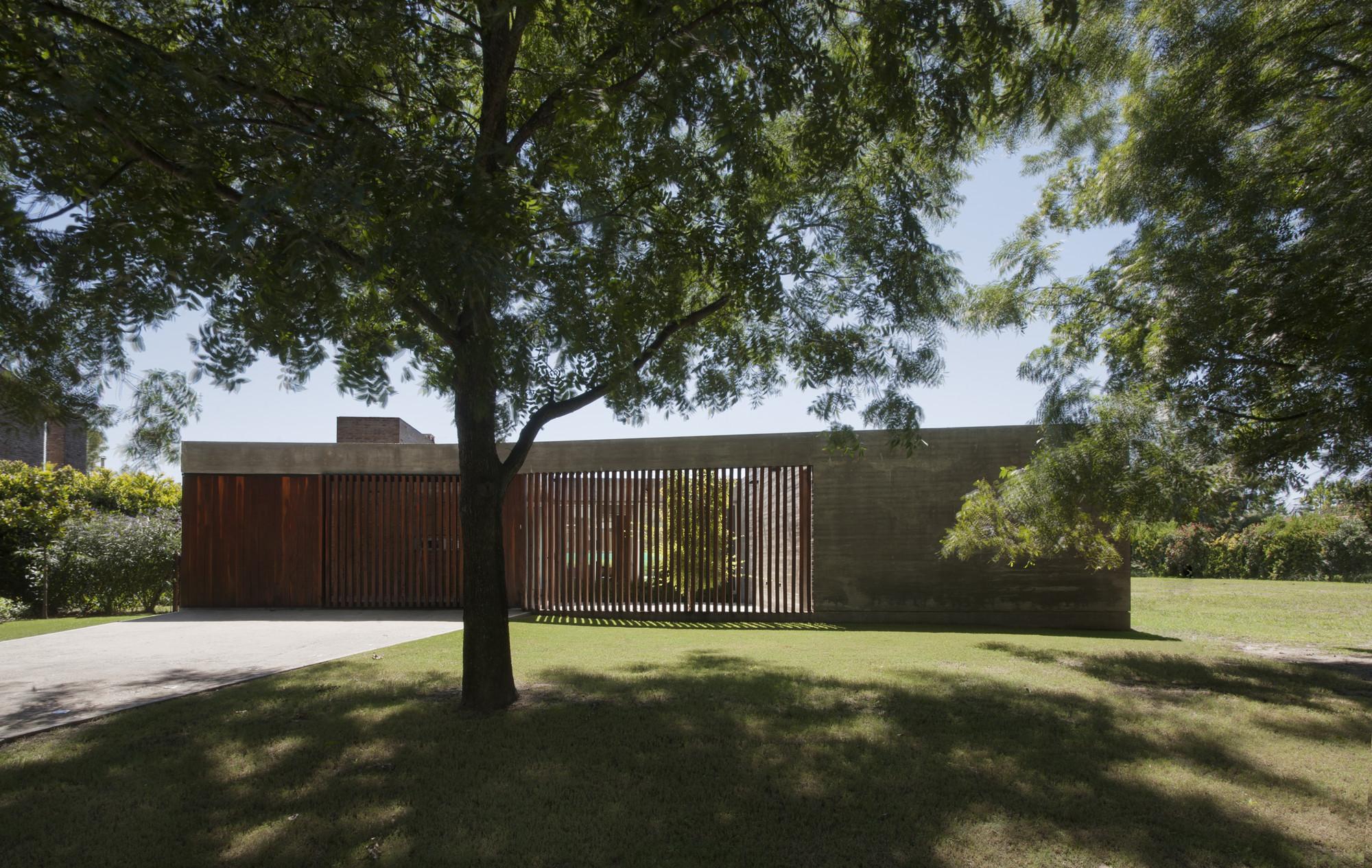 Casa G493 / Ana Lina Klotzman, © Gustavo Frittegotto