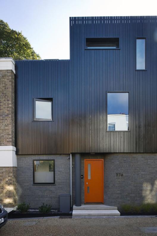Estrebarias da Highbury Terrace 17a   / Studio 54 Architecture, © Sarah Blee