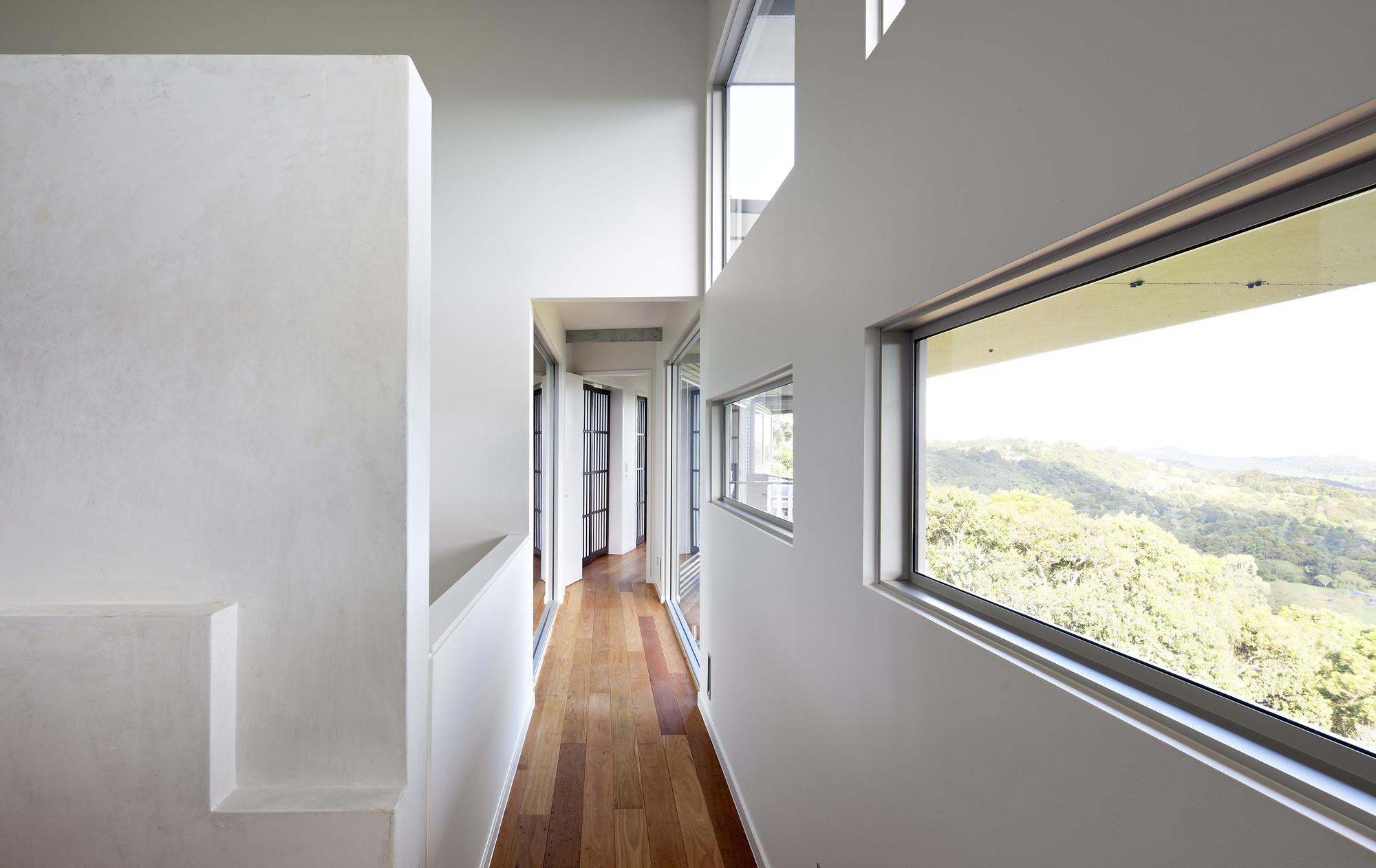 Gallery Of Glass House Mountains House Bark Design