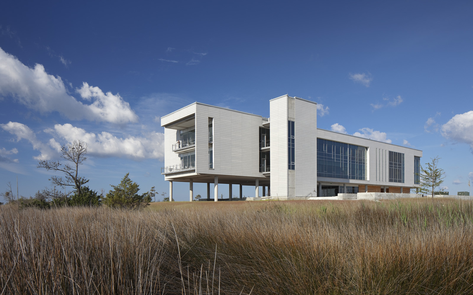 UNC Coastal Studies Institute / Clark Nexsen, © Mark Herboth