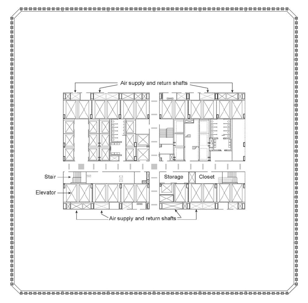 Gallery Of Ad Classics World Trade Center Minoru Yamasaki Associates Emery Roth Sons 28