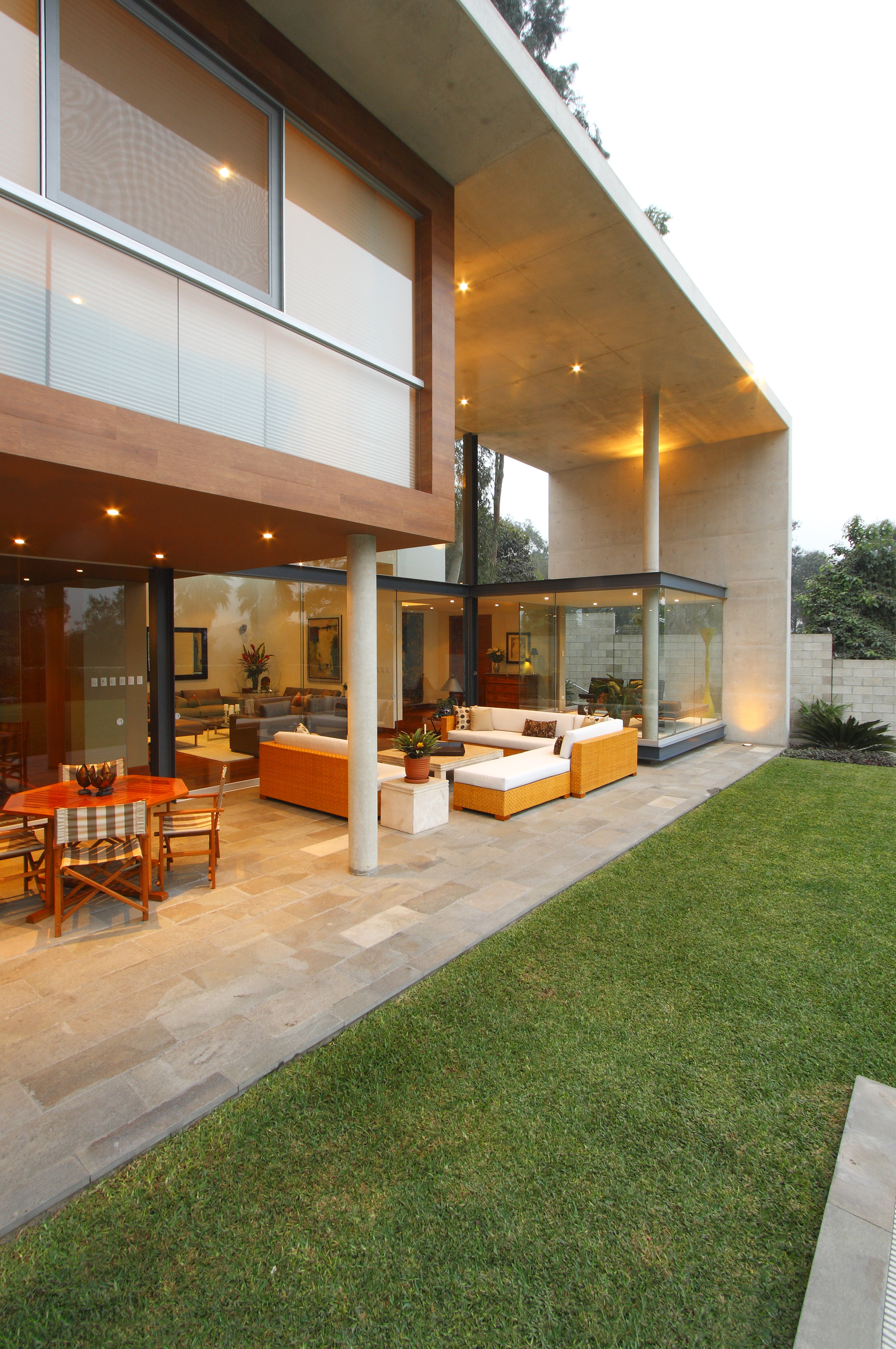 Galeria de casa s domenack arquitectos 4 for Arquitectos para casas