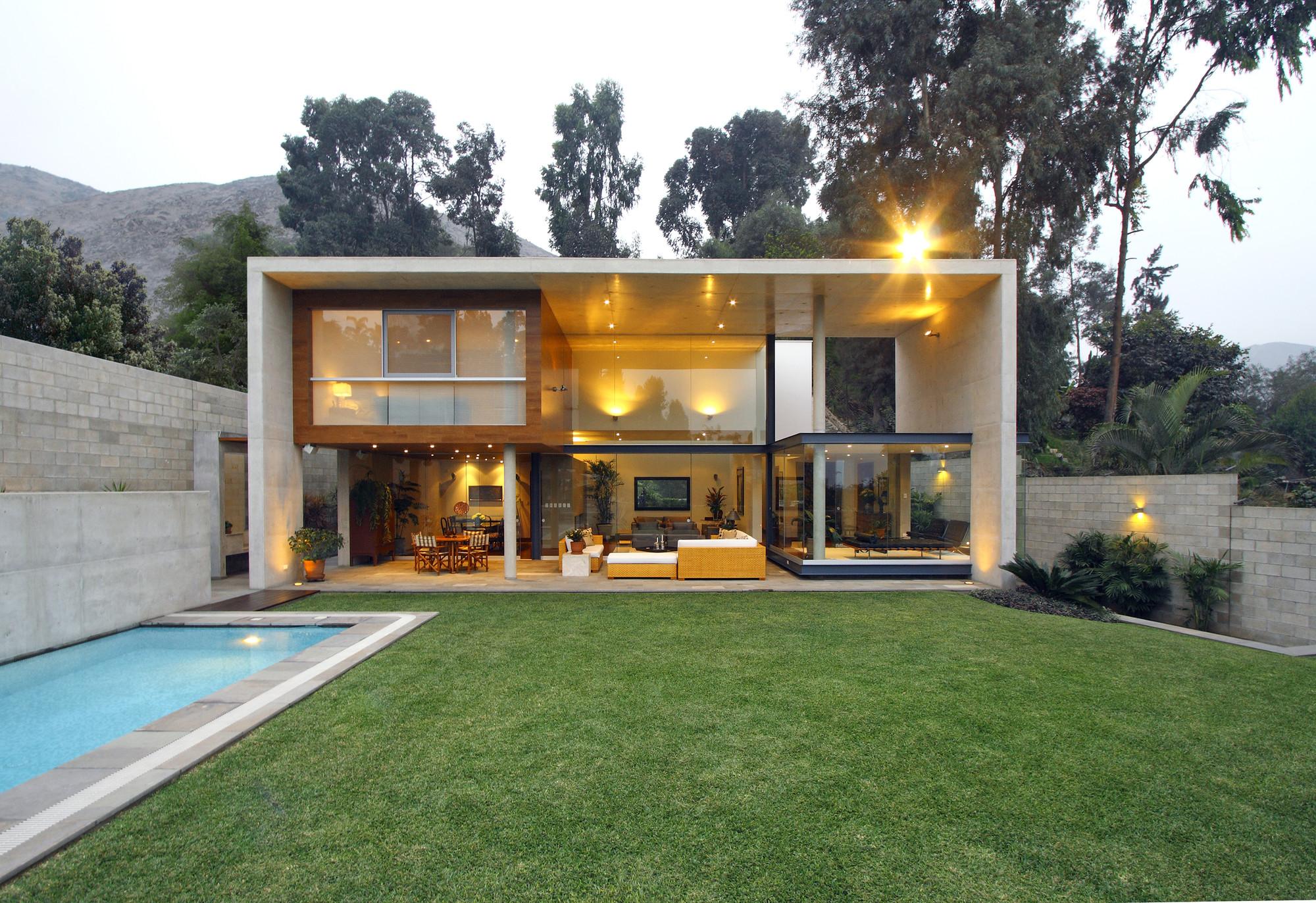 S House / Domenack Arquitectos, © Juan Solano
