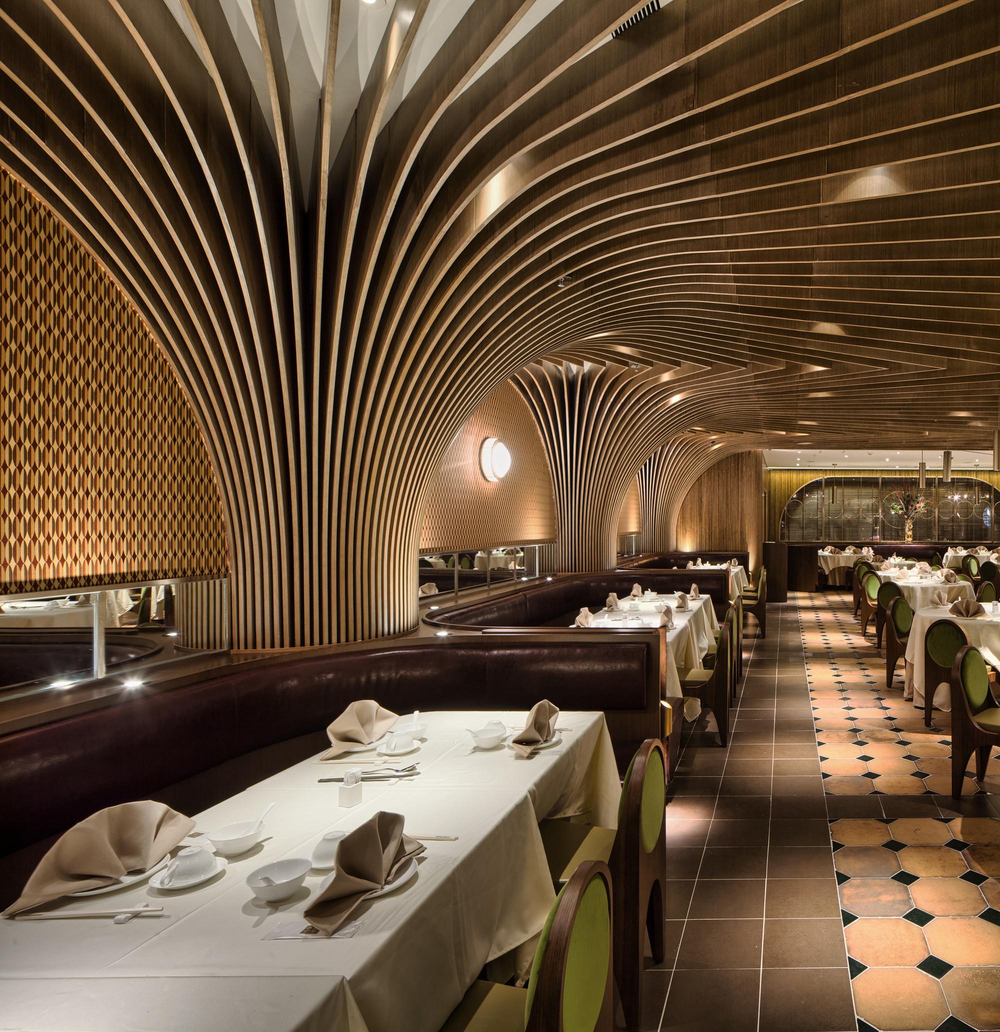 Gallery of pak loh times square restaurant nc design