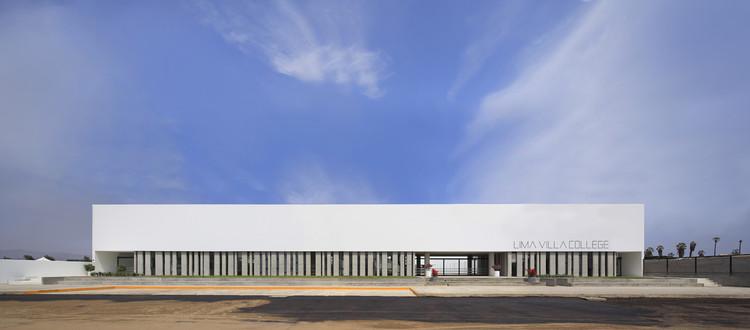 Colegio LVC / Nomena + Patricio Bryce, © Juan Solano Ojasi