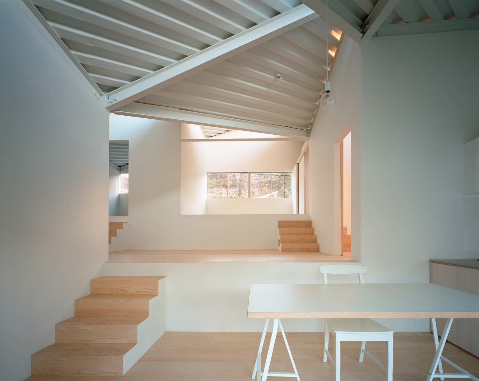 Roof on the Hill / Alphaville Architects