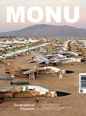 MONU Magazine New Issue: Geographical Urbanism