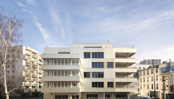 Residencia Alice Guy / ADE architectes - David Elalouf & Guillaume Prognon