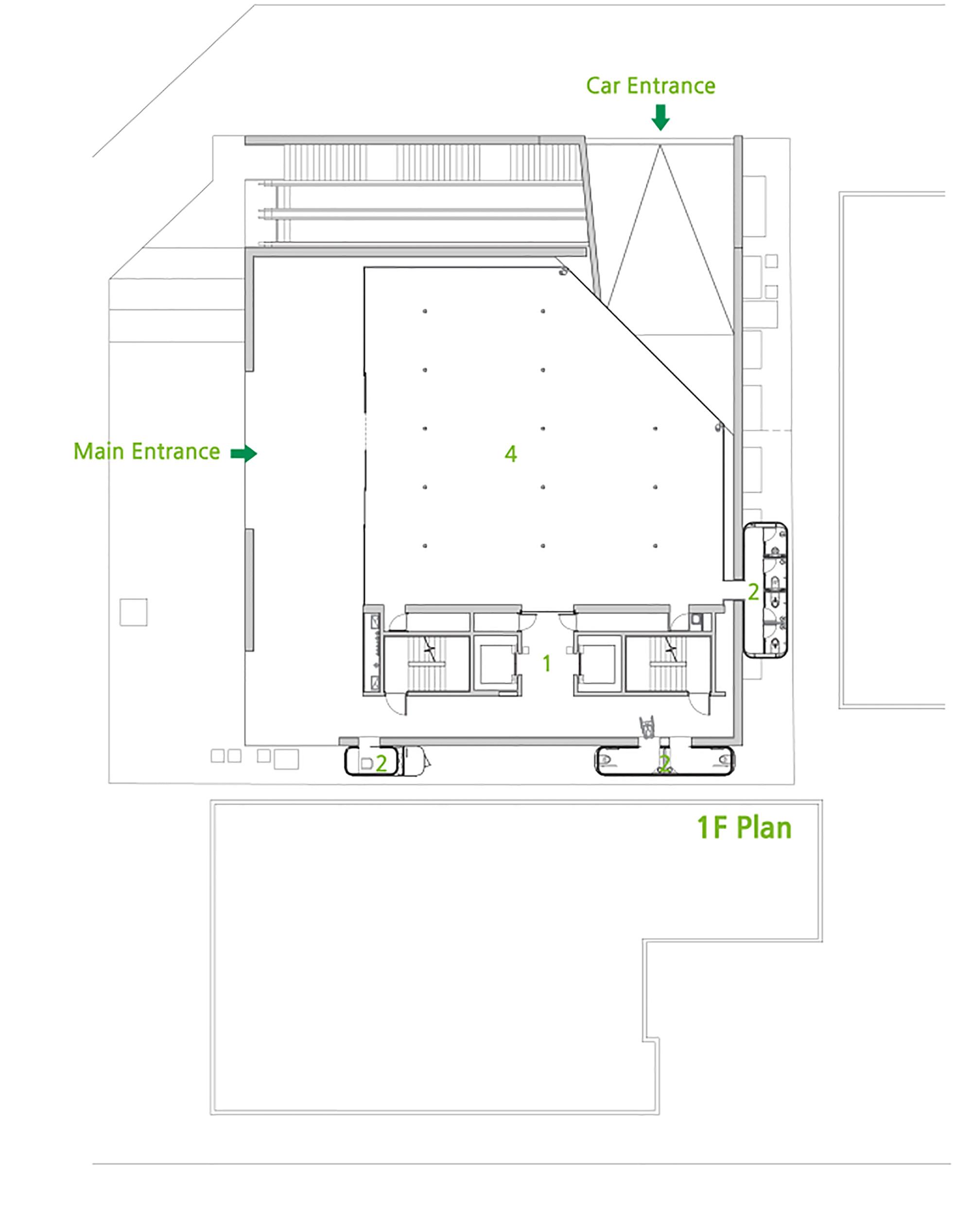 Gallery of urban hive archium 22 for Urban floor plans