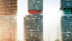 Maison Edouard François projeta um trio de luxuosos arranha-céus na Índia