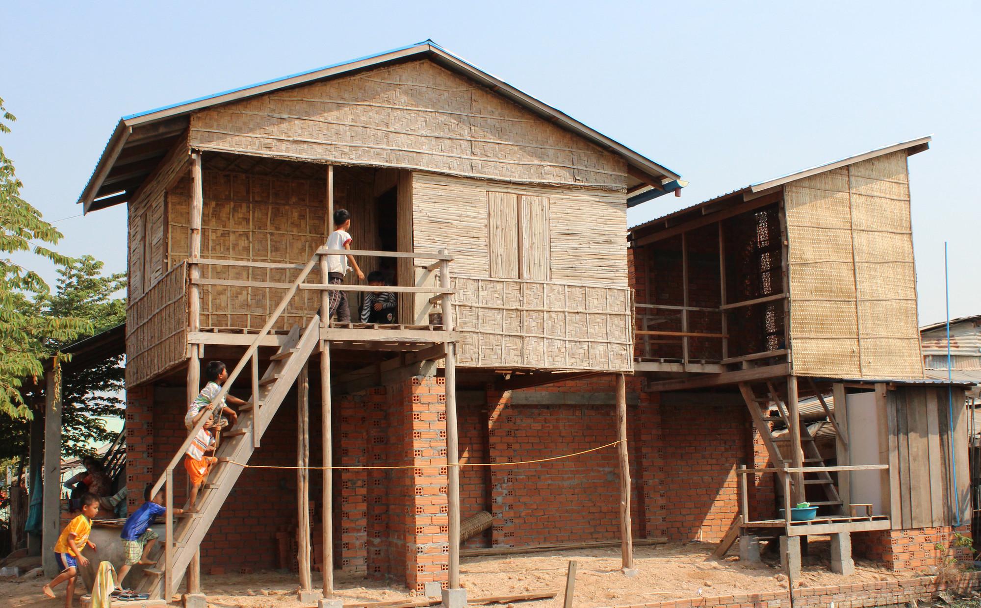 Дом камбоджа жилье в голландии купить
