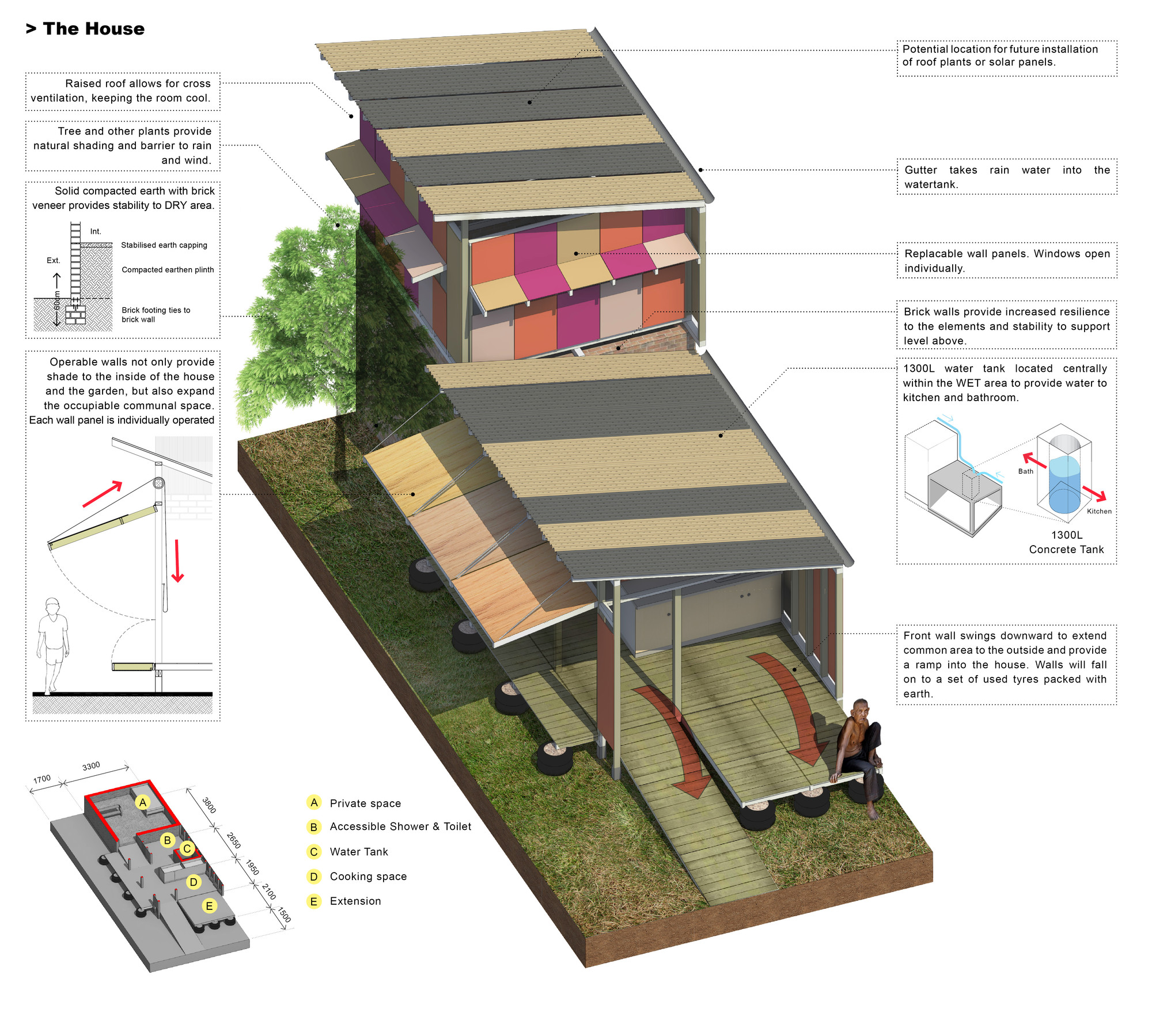 Cost Efficient Floor Plans Building Trust International Constructs Sustainable