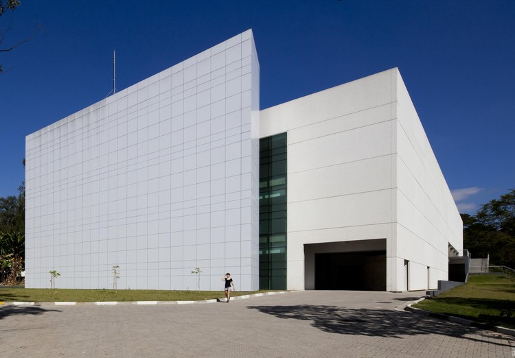 Laboratório de Bionanomanufatura / Piratininga Arquitetos Associados + VD Arquitetura, © Maíra Acayaba