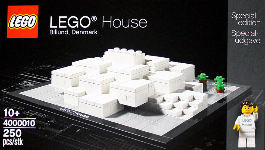 LEGO® Architecture's Newest Edition: BIG's Unbuilt LEGO® House, © LEGO®