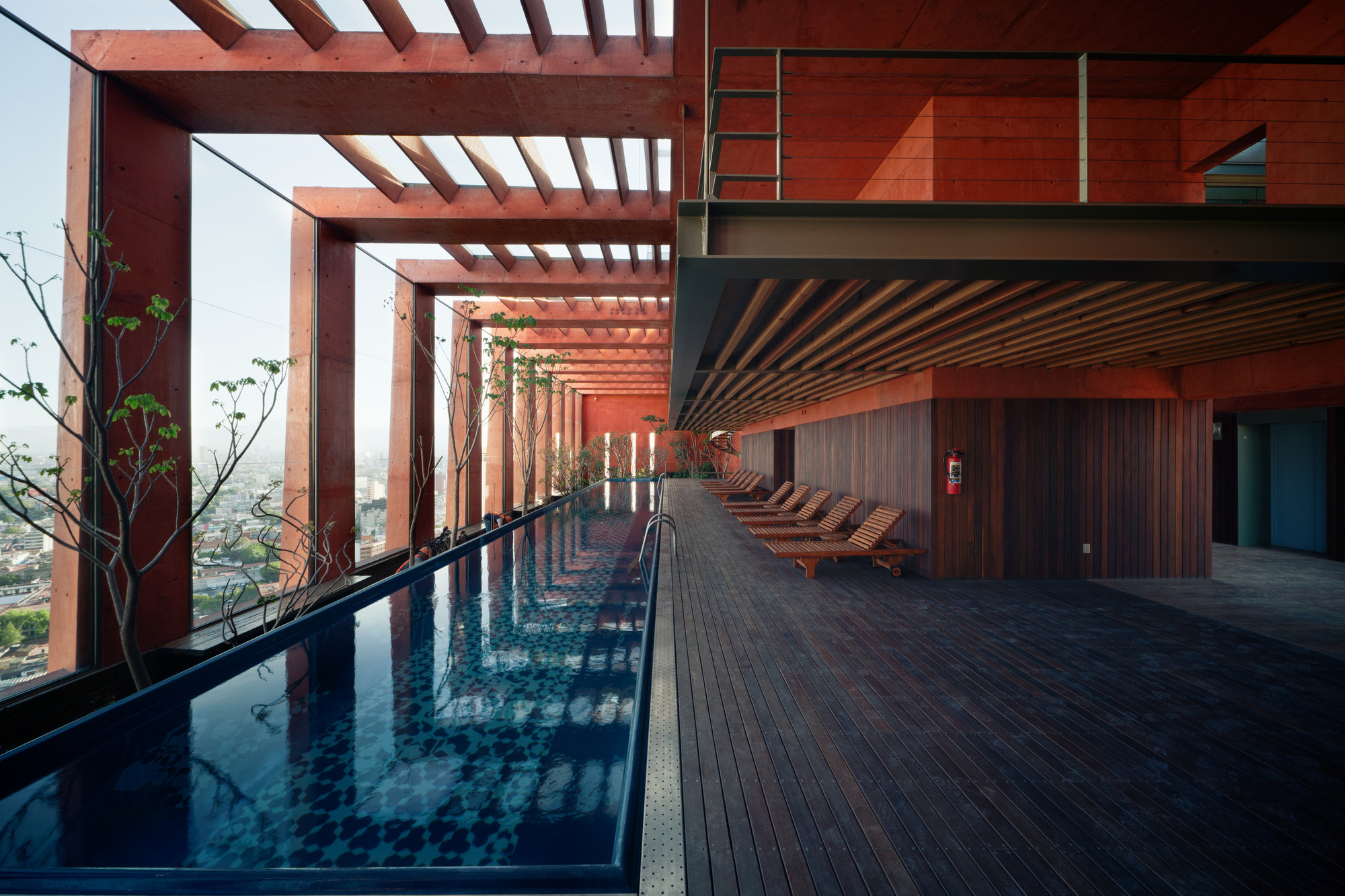 Refresh Yourself with ArchDaily's 15 Most Popular Pools on Pinterest