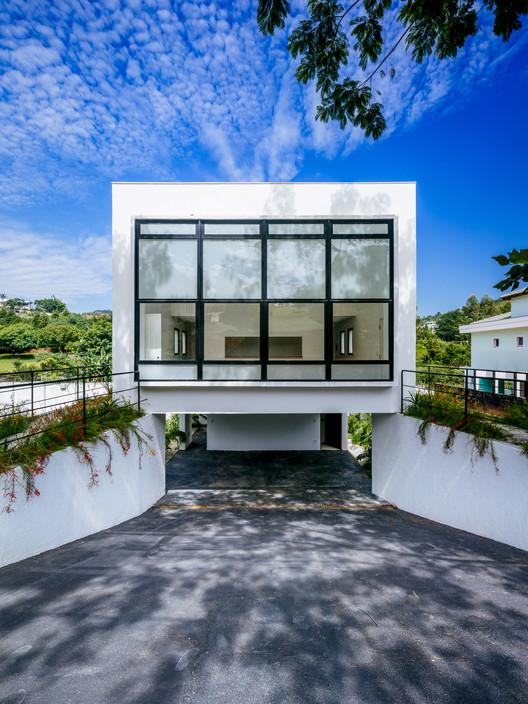 Casa A / Terra e Tuma Arquitetos Associados, © Pedro Kok
