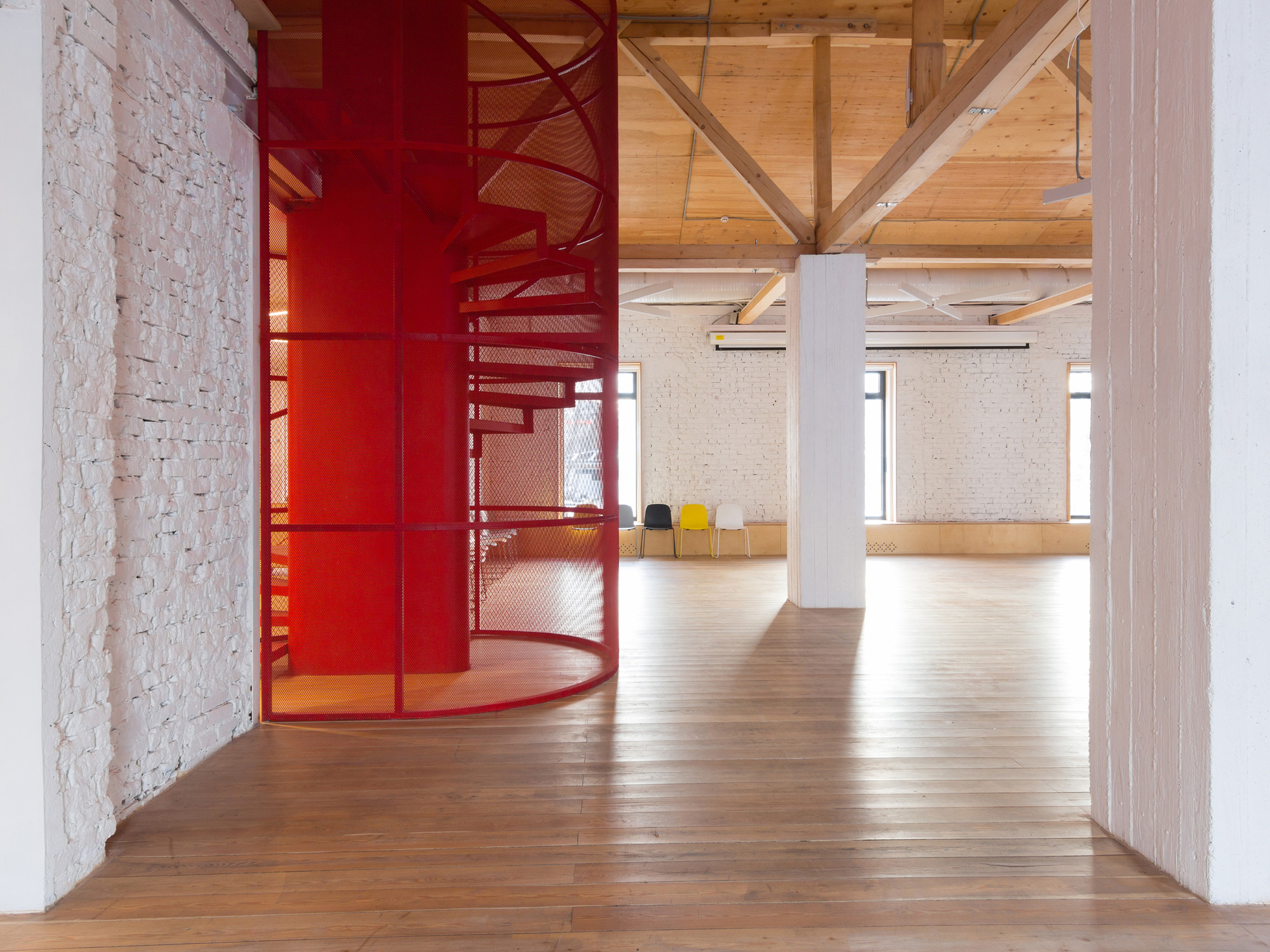 Gallery of Garage CCC Education Center FORM Bureau 1