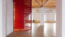 Garage CCC Education Center / FORM Bureau