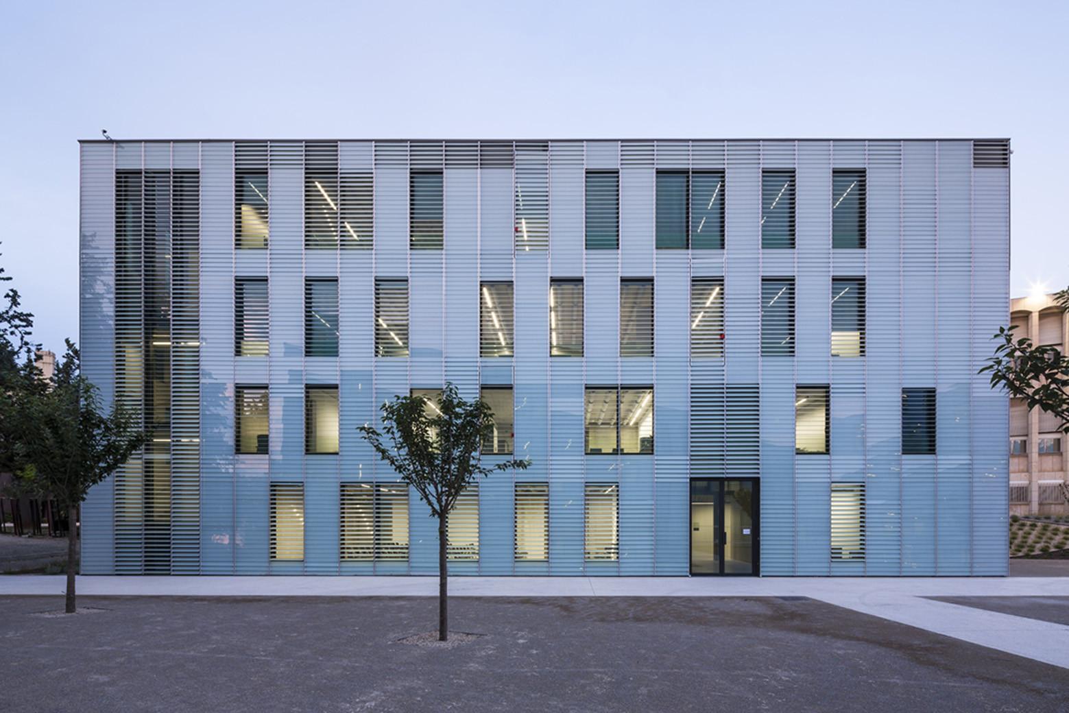 Construction Aix En Provence université de provence in aix-en-provence entension