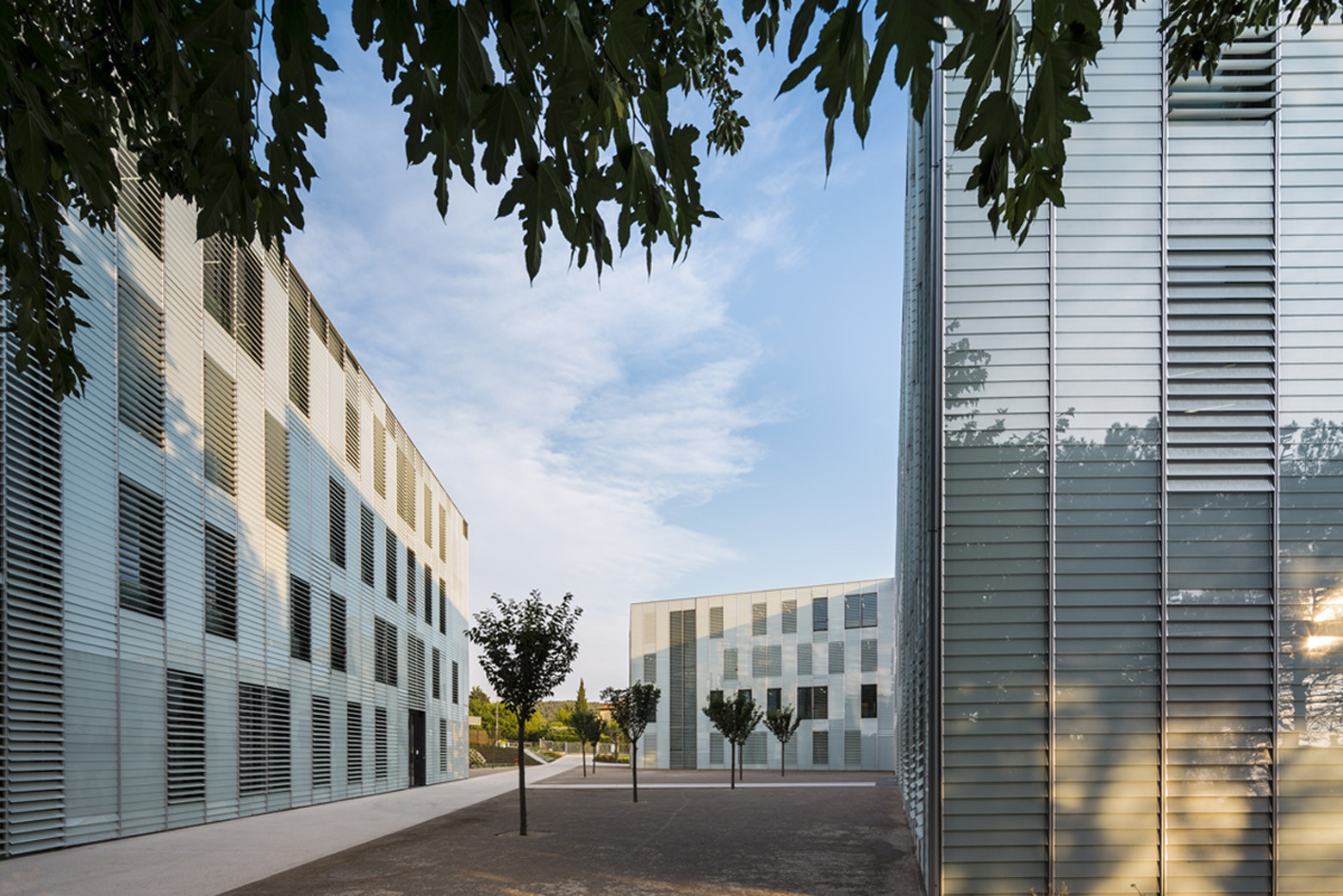 Construction Aix En Provence gallery of université de provence in aix-en-provence